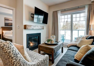 New Condo at Deerhurst Resort