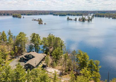 Trent-Severn Lakeside Home