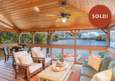 Lake Joe with Boathouse