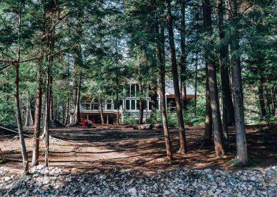 Custom Haliburton Cottage